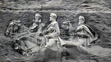 El Mount Rushmore del Ku Klux Klan: el problema con Stone Mountain