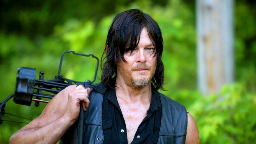 "Norman Reedus (Daryl Dixon en ""The Walking Dead"")"