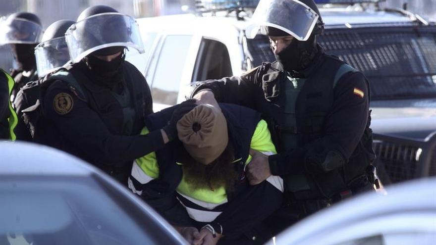 Detenido en Figueres llevaba 3 días en España y podría querer ir a Alemania