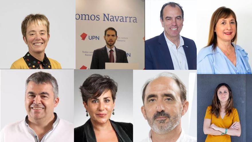 Senado y Congreso Navarra