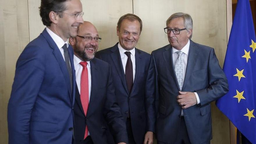 Dijsselbloem convoca una reunión del Eurogrupo extraordinario por Grecia previo a la cumbre
