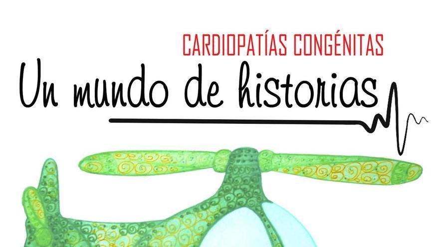 Portada del libro 'Cardiopatías congénitas. Un mundo de historias'.