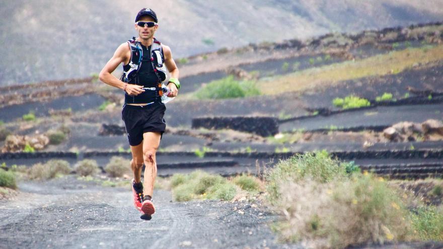 Alberto Peláez, atleta de ultradistancia y vegano. Foto: Edurne Duque