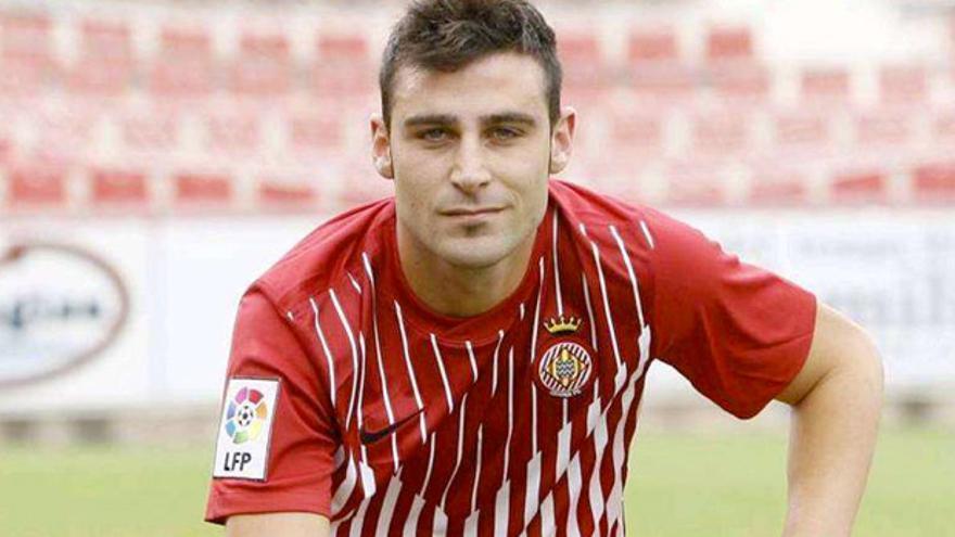 Benjamín Martínez Martínez, nuevo jugador de la UD Las Palmas.