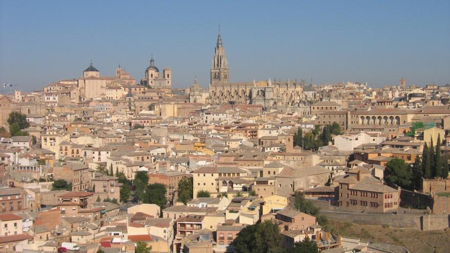 Casco histórico de Toledo / Foto por www.flickr.com/photos/javigutierrez