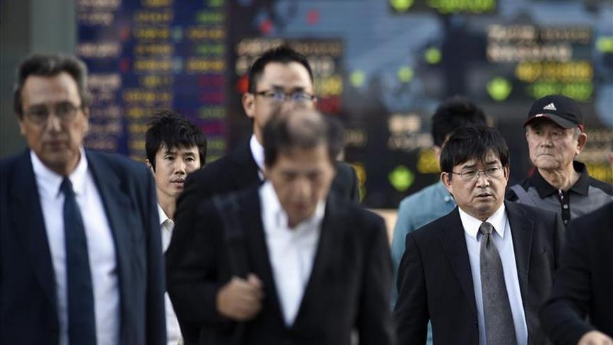 El Nikkei sube un 0,92 por ciento hasta los 19.589,46 puntos