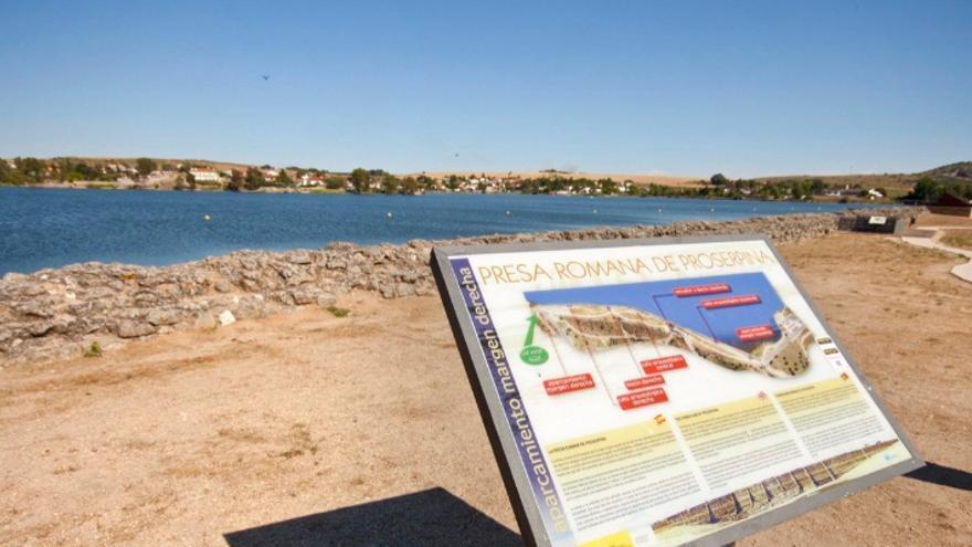 Presa de Preserpina / Turismo Extremadura