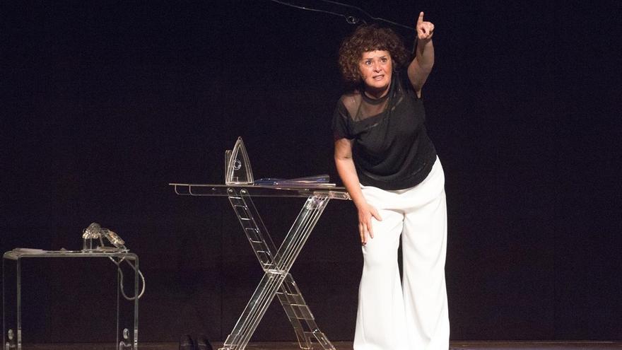 Lydia Ruiz, una de las protagonistas de 'Incredulidad', estará presente en la presentación del libro