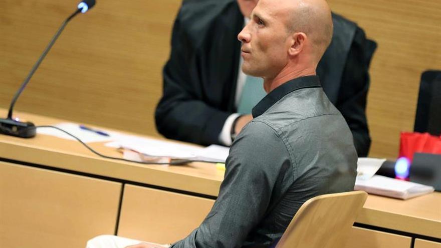 Gavrila D.O., acusado de matar a un amigo por celos