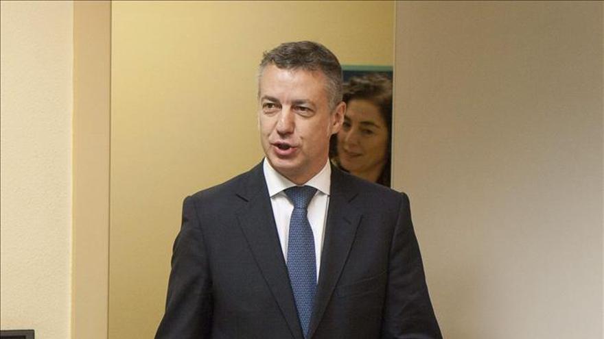Urkullu se declara a favor de la República y critica la labor de la Monarquía