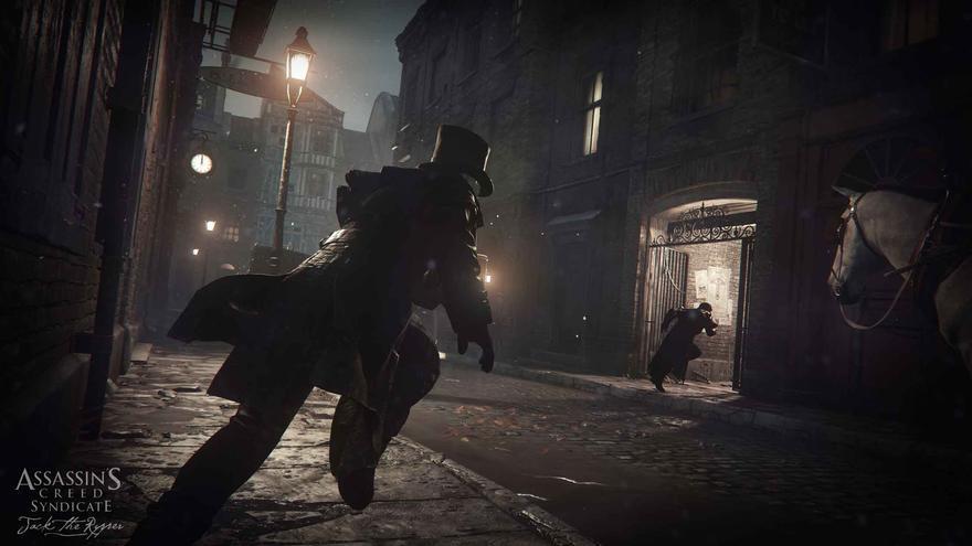 Assassin's Creed Syndicate Jack el Destripador