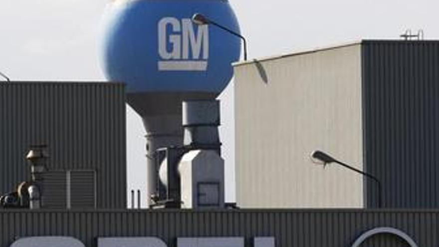 GM enviará a los países de la UE el plan de reestructuración de Opel en dos semanas