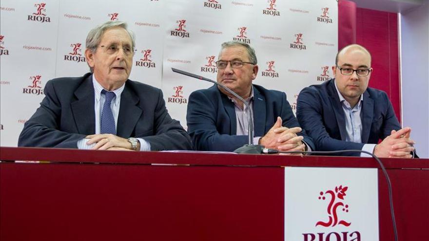 Las exportaciones empujan las ventas de vino de Rioja