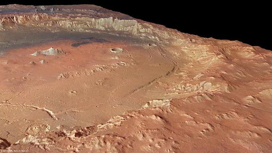 La ESA se acerca a la exploración de Marte en 2020 por un acuerdo con Thales