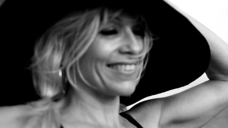 La artista francesa Cathy Claret