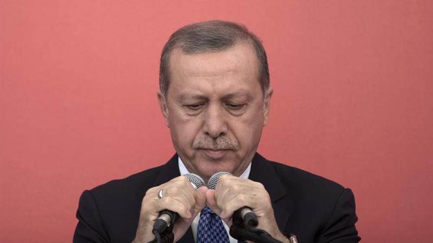 Erdogan quiere usar monedas locales para comerciar con Rusia, China e Irán