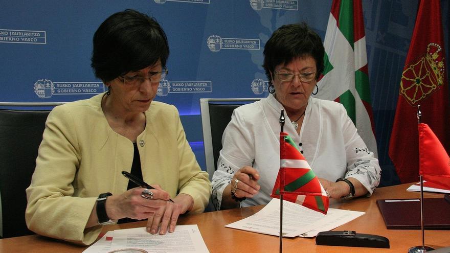 Navarra y la CAV refuerzan su cooperación en materia de protección civil y seguridad pública