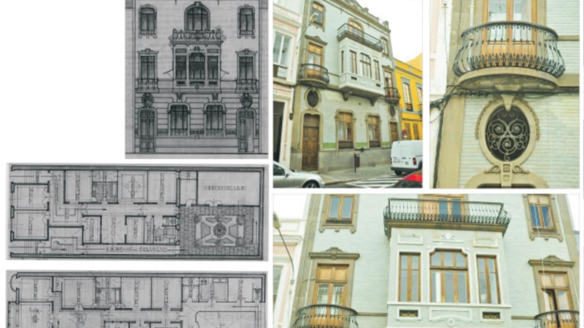 Aprobado el plan de protección de la calle Perojo, en Las Palmas de Gran Canaria