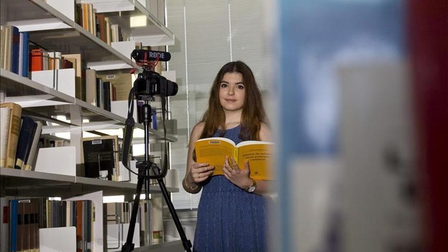 """Los """"booktubers"""", un nuevo canal en la red para animar a los jóvenes a leer"""