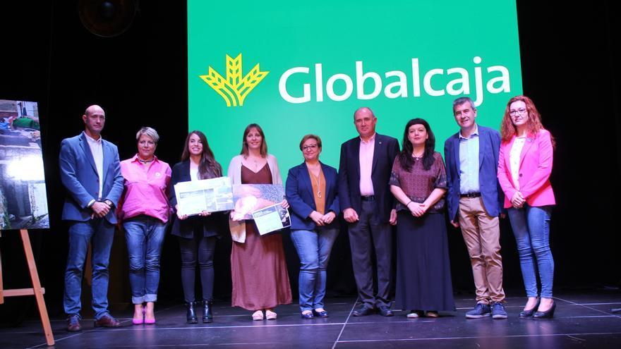 Foto de familia de los premiados y los ganadores de las premios de Fotografía Social. FOTO: Diana Calzado