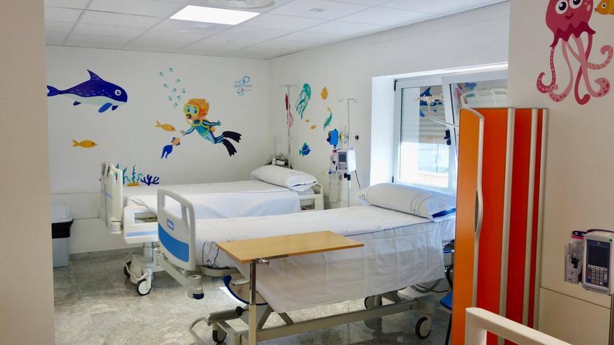 La Candelaria estrena un nuevo Hospital Pediátrico de Día