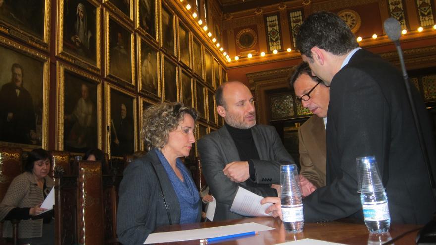 Oposición de Palma acusa al PP de intentar desvincular a la Casa Real de Urdangarin