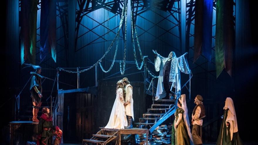 El musical de la productora Trencadís se representará por primera vez en Santander.