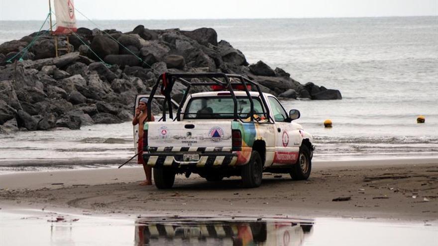 Huracán Katia comienza a azotar costa este de México antes de tocar tierra