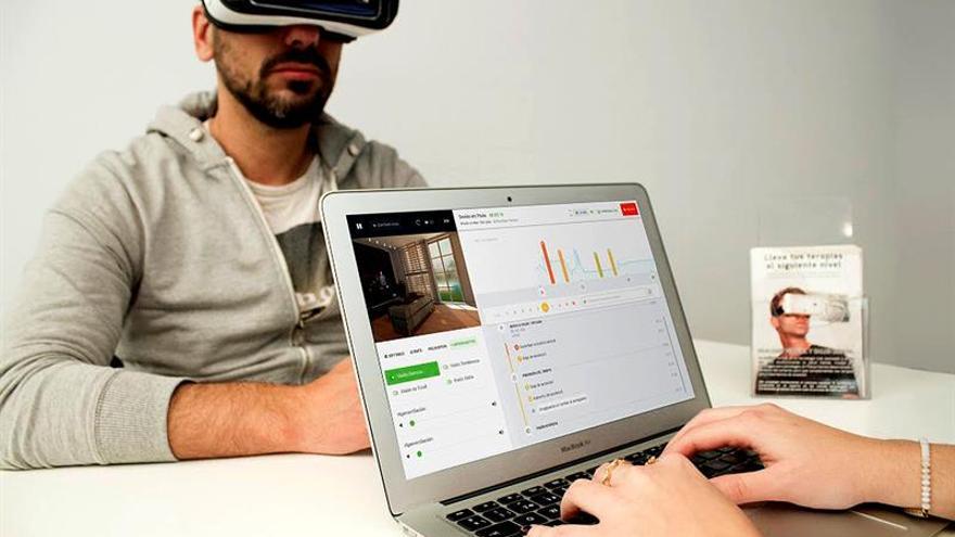 Realidad virtual para curar fobias y apps para prever problemas neurológicos