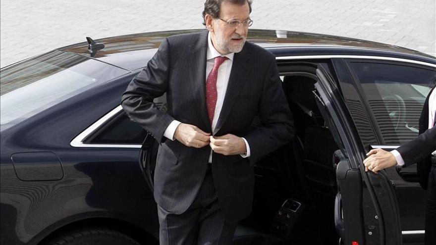 """Rajoy propone """"una nueva rebaja de impuestos"""" para la próxima legislatura"""