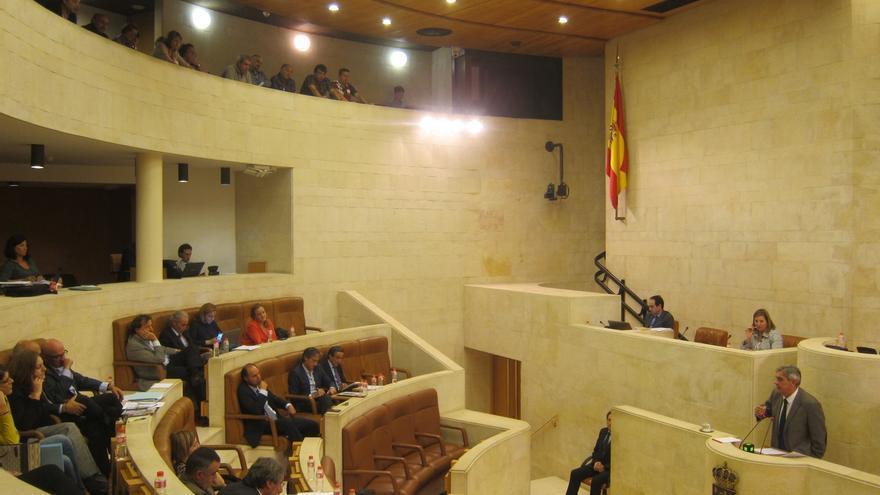 AMPL El Pleno del Parlamento aprobará el martes la puesta en marcha de la comisión de investigación de Ecomasa
