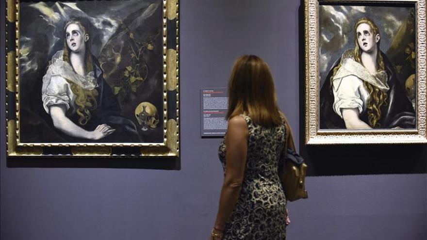 Más de 220 investigadores revisan la figura del Greco como pintor excepcional