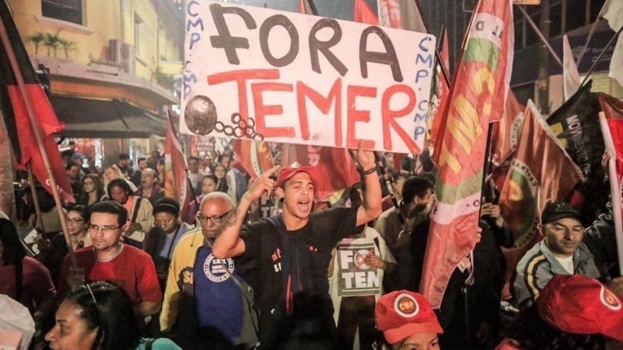 Unidos Podemos y el Mixto piden a Margallo medidas diplomáticas ante la destitución de Rousseff