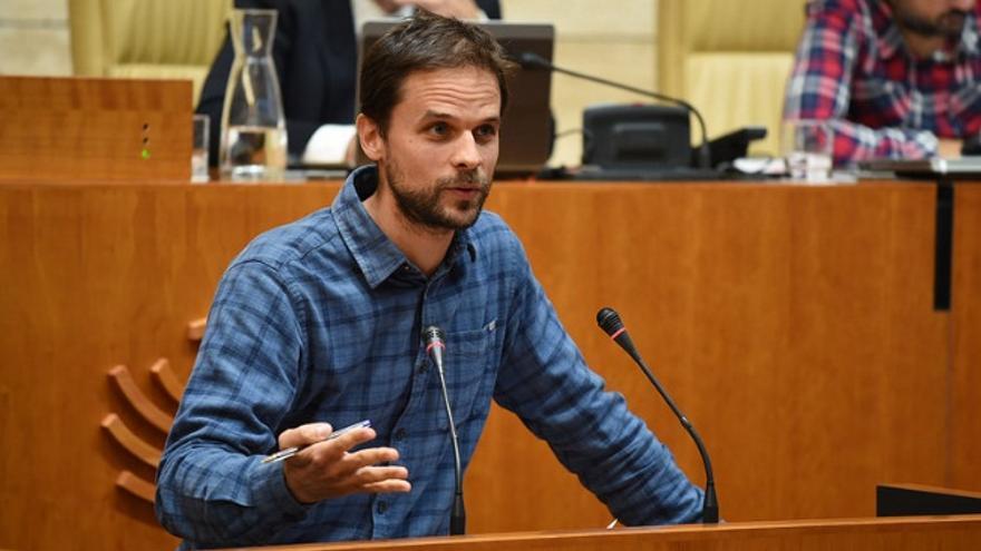 Álvaro Jaén, Podemos