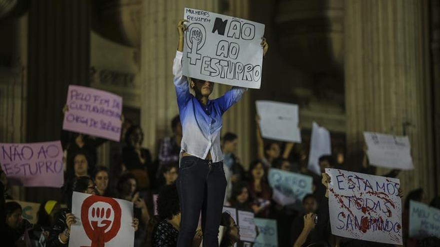 La violencia contra la mujer, una lacra que no cesa en Brasil