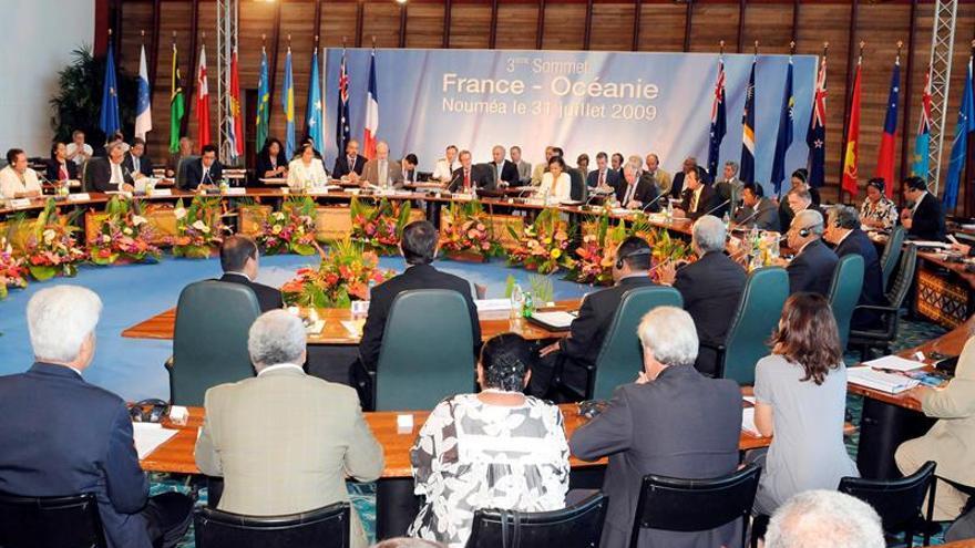 Fuerte participación en el referéndum de independencia de Nueva Caledonia