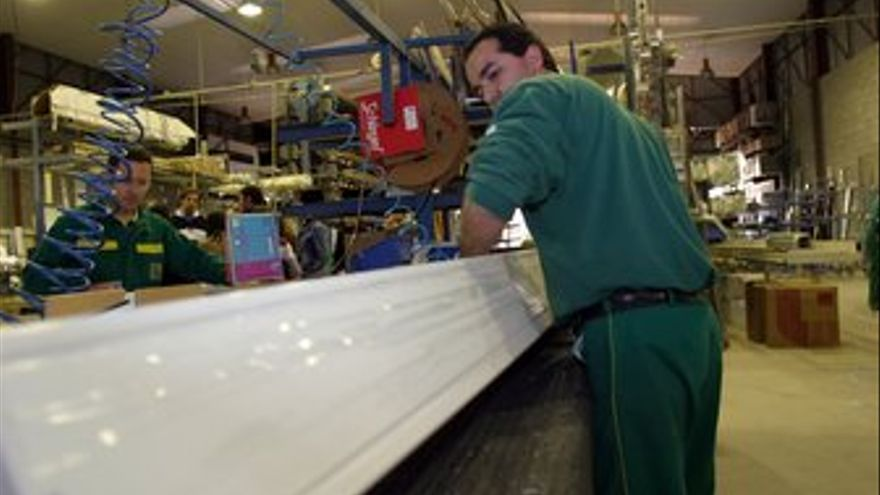 Industria en Andalucía