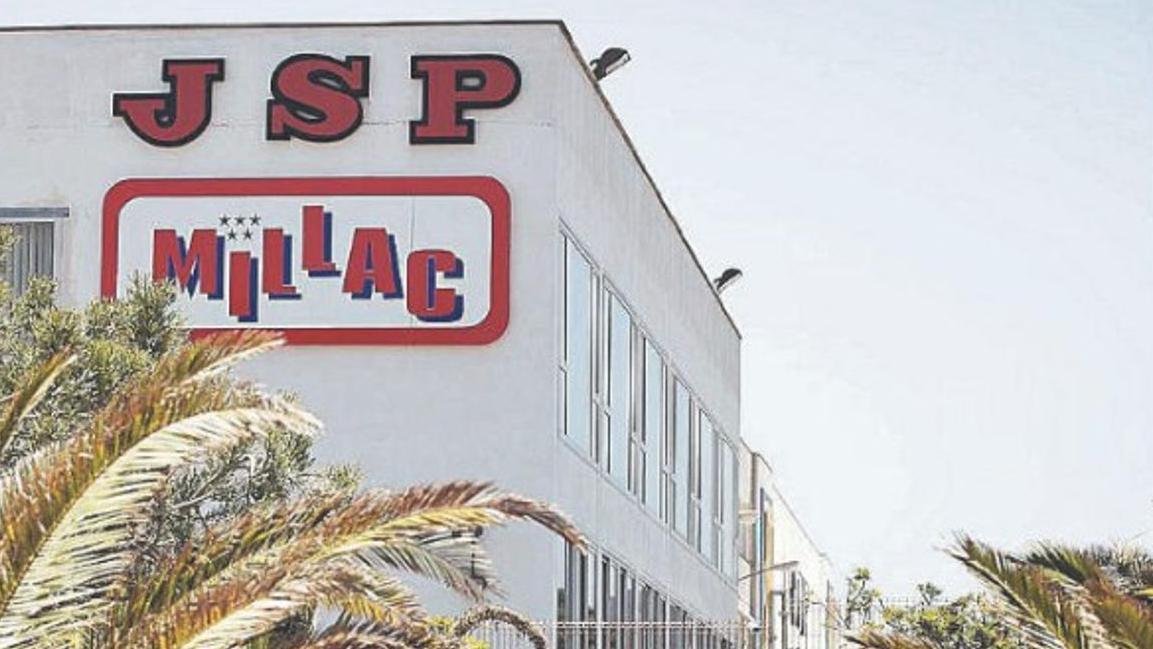 La empresa canaria JSP