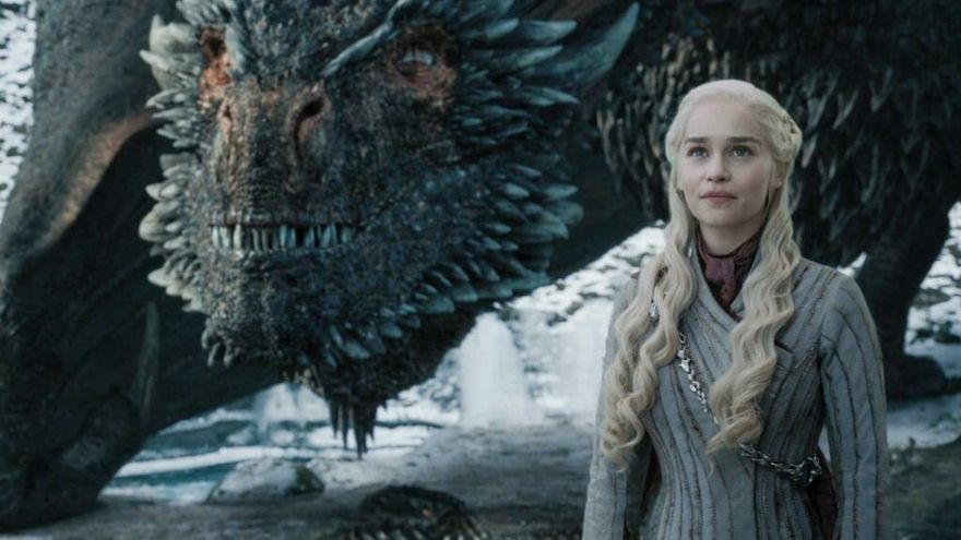 Daenerys Targaryen, personaje de Juego de Tronos