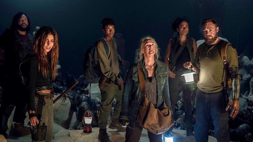 'The Walking Dead' retomará su 10ª temporada con dos episodios terroríficos