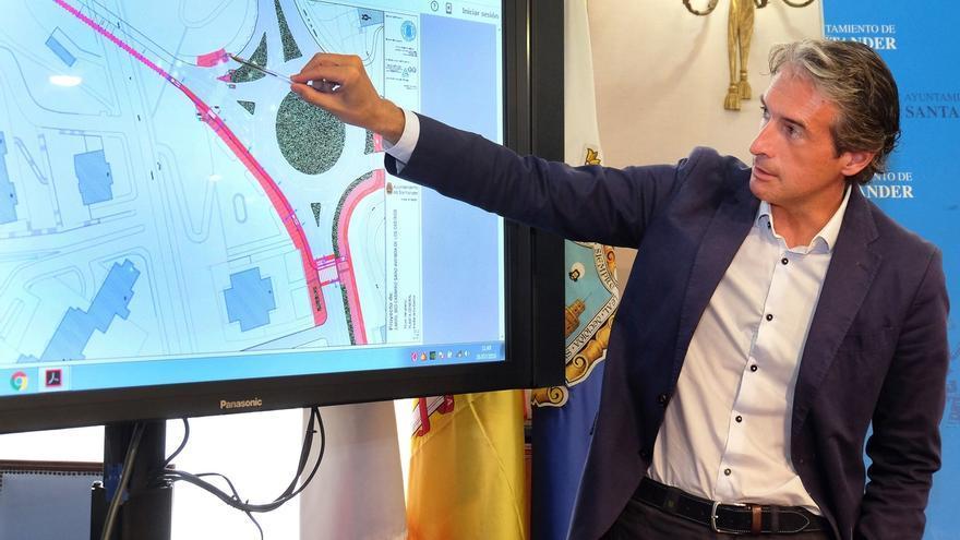 Un nuevo tramo de carril bici de 1,2 km unirá Puertochico y Los Castros por el túnel de Tetuán