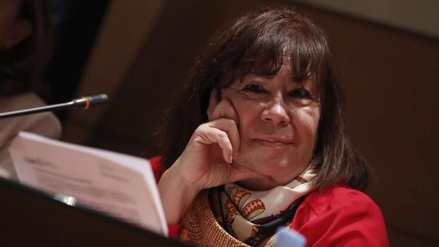 Cristina Narbona acepta presidir el PSOE
