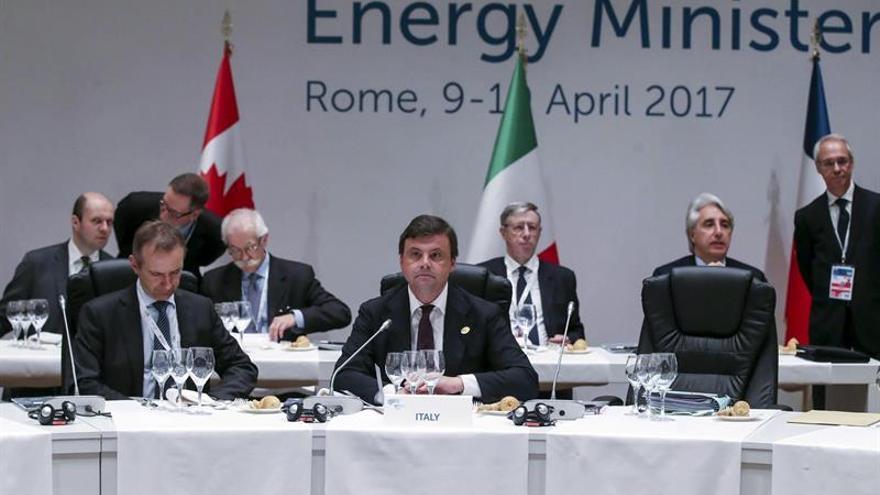 Todos los ministros del G7 menos EEUU muestran su respaldo al Acuerdo de París