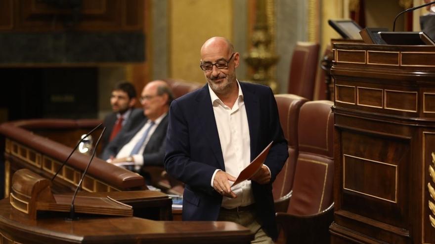 """Álvarez ha comunicado al Congreso la """"preocupación de su grupo respecto a esta problemática"""