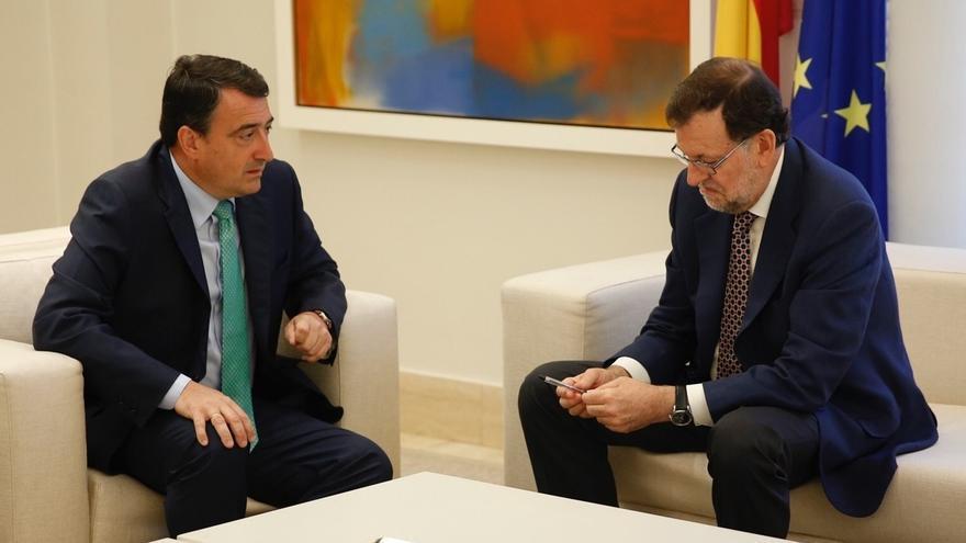 """El PNV garantiza que mantendrá su 'no' a Rajoy tras las elecciones vascas: """"No nacimos para dar gobernabilidad a España"""""""