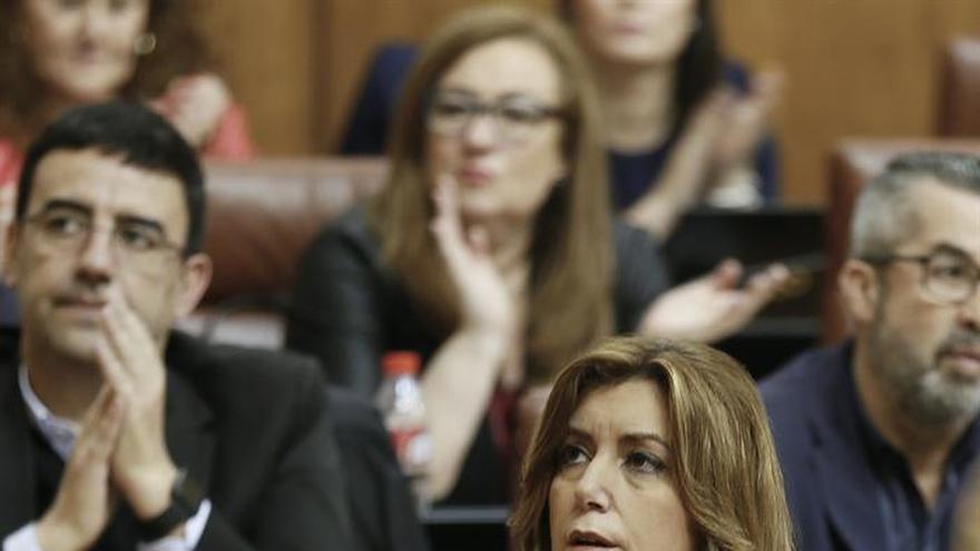 El Parlamento andaluz exime a Chaves y Griñán de responsabilidad en los cursos de formación