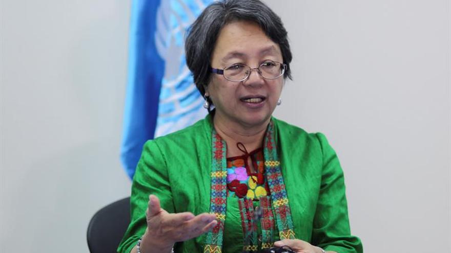 Relatora de la ONU promete contribuir en defensa de los derechos de los indígenas mexicanos