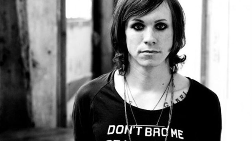 Laura Jane Grace, vocalista de Against Me!