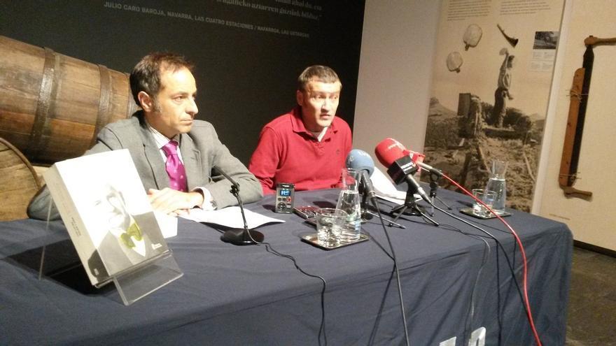 Una antología reúne gran parte de los textos sobre Navarra escritos por Julio Caro Baroja