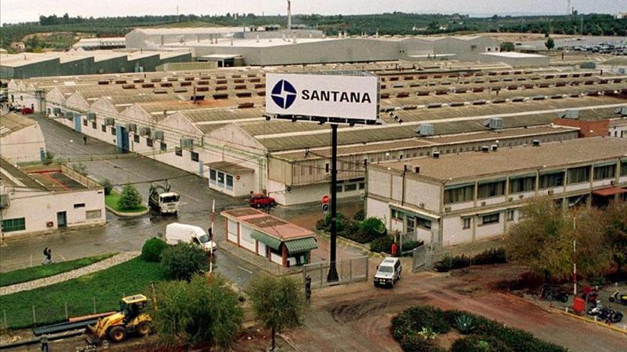 Los sindicatos apoyan la cesión de los activos de Santana a la ciudad de Linares/Foto: EFE